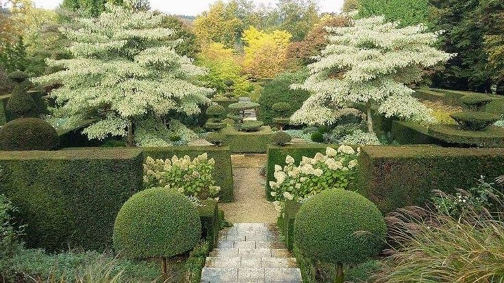 Photo of Les Jardins de Castillon, Normandy