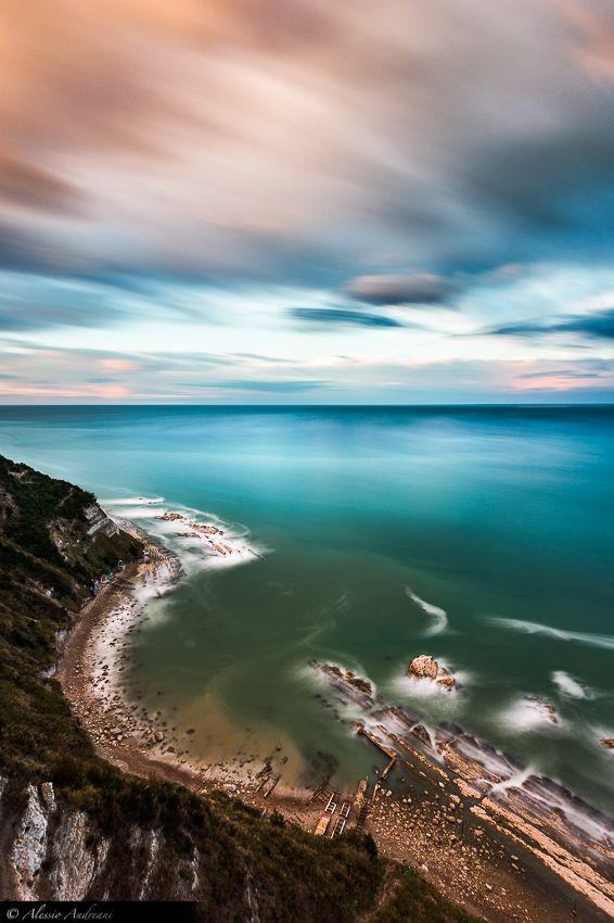 ✯ The Edge - Monte Conero, Ancona, Province of Ancona, region of Marche, Italy.