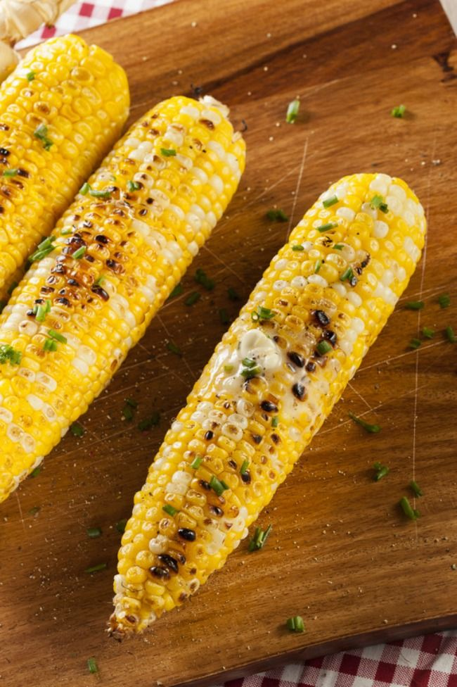 Grill up one of summers top go-to side dishes, this Garlic Parmesan Corn on the cob is fantastic and goes great with steaks, ribs and more.