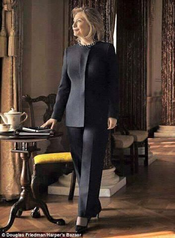 Hillary Clinton White House's photo.