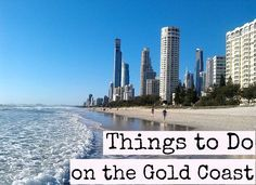 Gold Coast, Australia - 28 travel tips on the blog: http://www.ytravelblog.com/things-to-do-on-the-gold-coast/