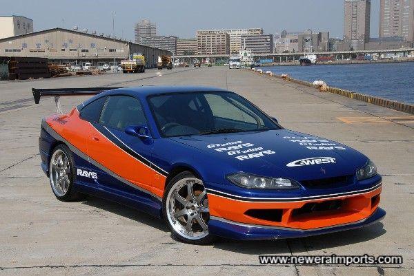 240sx Fairlady >> Silvia S15 Tokyo Drift (Mona Lisa) | Nissan Silvia /S-generation/ | Pinterest