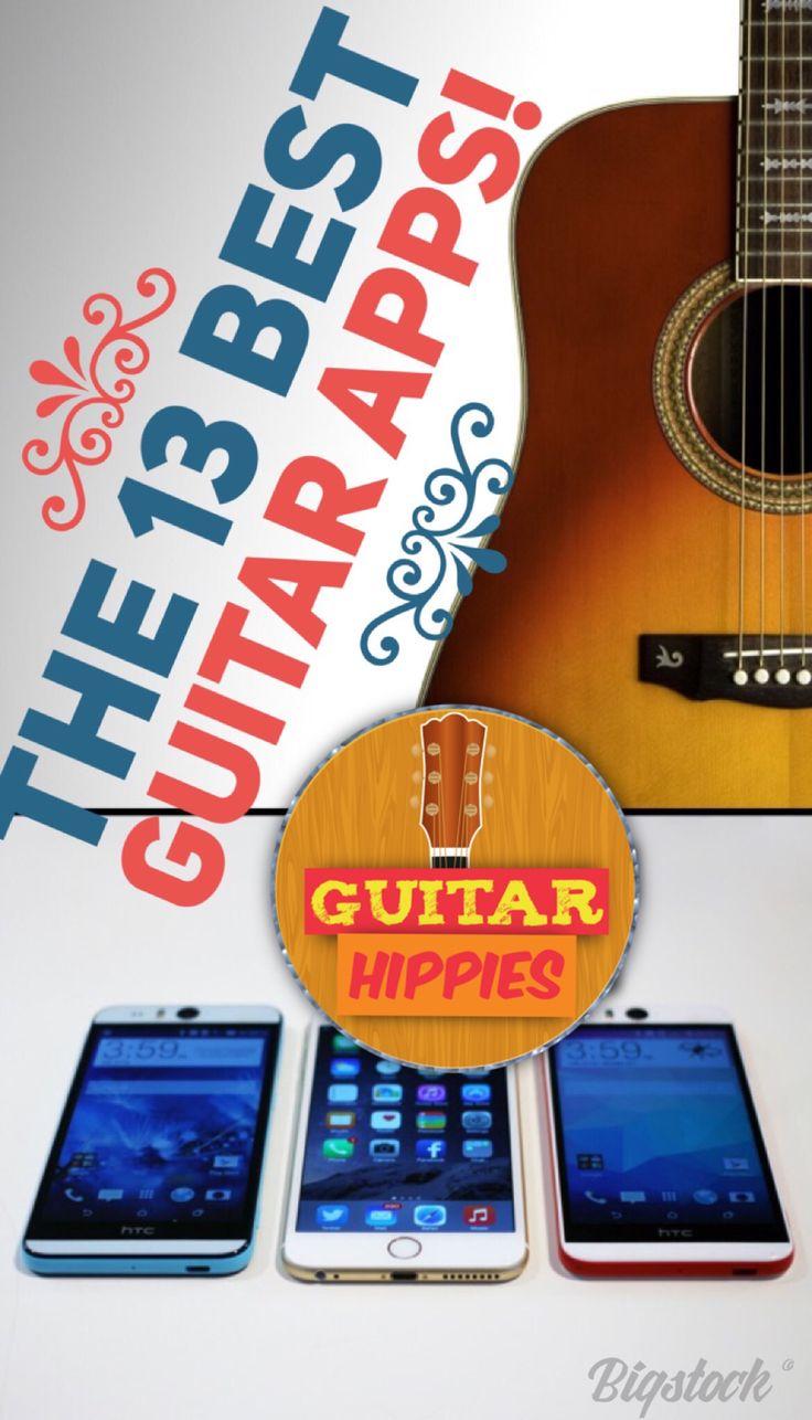 Best Guitar Apps - GuitarHippies