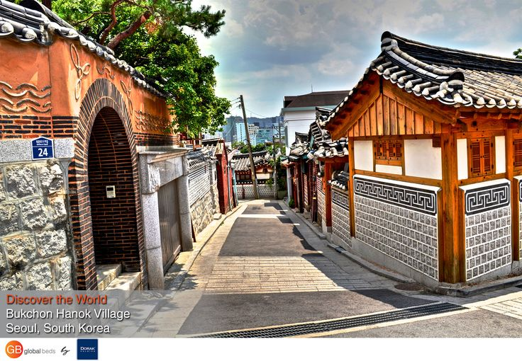 Did you know? Bukchon was not created for tourists and it is a residential village inhabited by Seoulites.  #onlinebookingsystem #FIT #Bukchon #BukchonHanokVillage #Village #Seoul #SouthKorea #discovertheworld #fact #factoftheday #instadaily #todayspost#view #viewoftheday #views #picoftheday#DorakHolding #GB #GlobalBeds