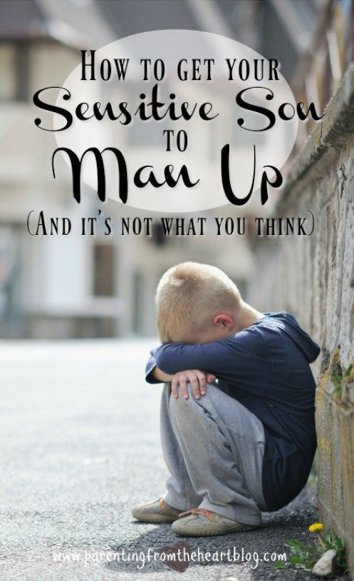 Of my two kids, my son is the most sensitive. Here are positive parenting…