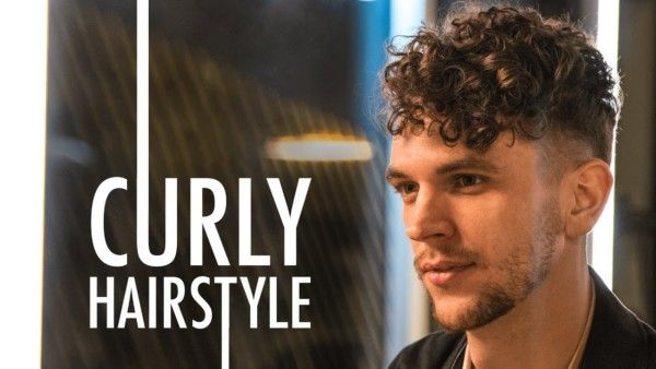 31 Cool Wavy Hairstyles For Men (2019 Guide) - Mens Short Curly Hairstyles 2019
