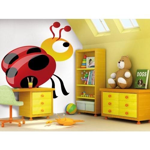 Ladybird bij Behangwebshop