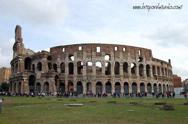 Si decides ir en otoño a Roma, descubrirás una ciudad en la que la temperatura invita a pasear entre ruinas o por jardines que empiezan a teñirse de dorado.