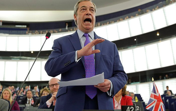 The old line that there is nothing that fails like success could have been written with the UKIP in mind. Having topped the poll in the 2014 EU Parliament elections, the party's seen its fortunes slump dramatically since the 2016 Brexit vote, with very low poll ratings and a scandal currently engulfing their latest leader. What's gone wrong?