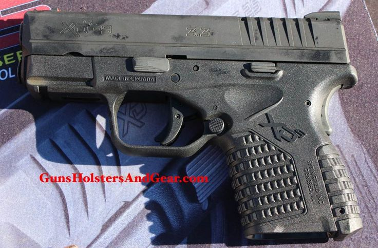 A Springfield XDS 9mm review that you cannot miss. This new single stack pistol has a lot going for it, but there is something you may not know.