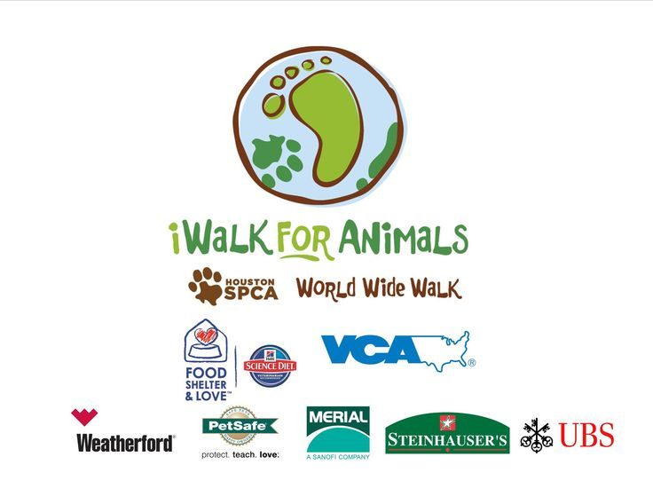 Step up, step out and join the Houston SPCA for our fourth annual iWalk on