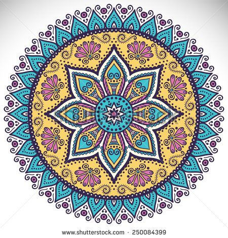 Mandalas Stock Photos, Images, & Pictures   Shutterstock