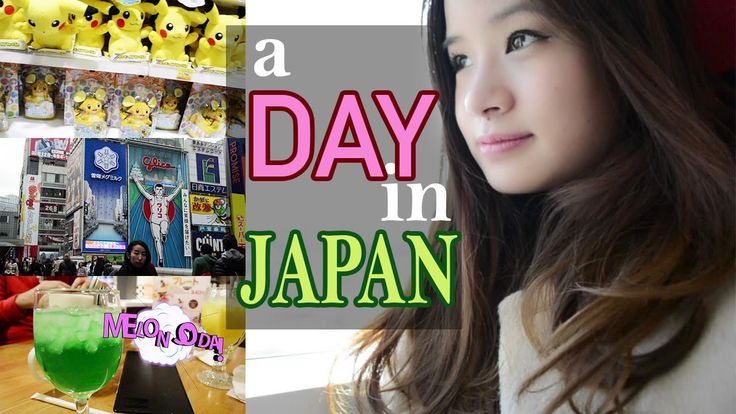 KimDao flies to Osaka with her boyfriend and spends the day exploring the city!