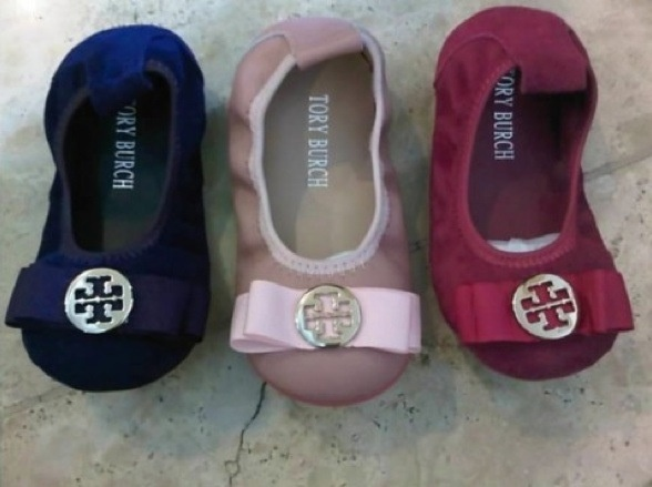 Tory Burch Baby ❤ my gosh ... I've died and gone to baby dress up heaven !