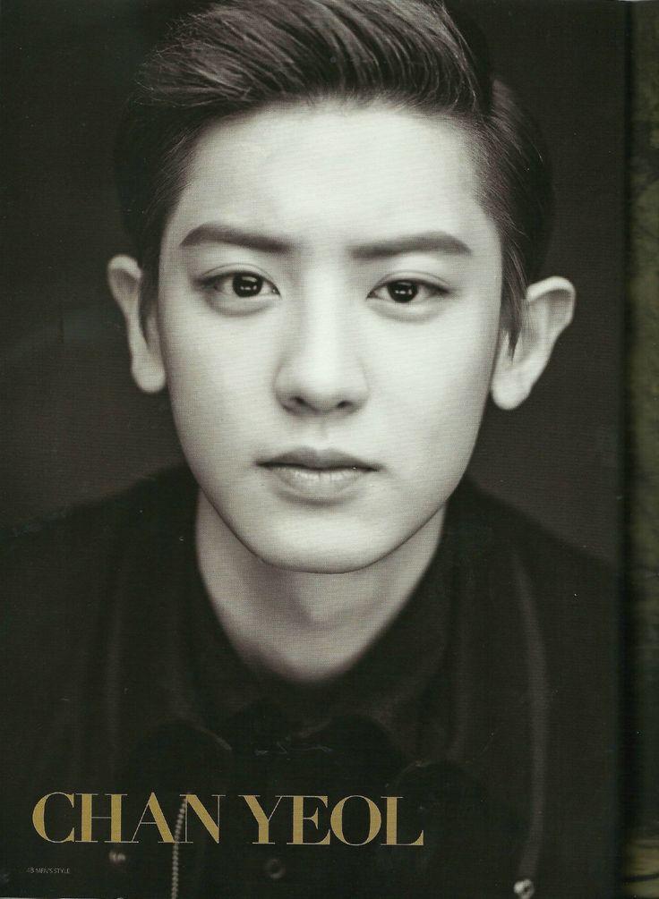 [SCANS] 130831 EXO on Men's Style Magazine September Issue HQ - EXOdicted - EXO Fansite