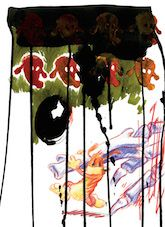 Sous les bombes sans la guerre  par L.L. de Mars Étant donné le parcours et la production protéiforme et frontale de L.L. de Mars (fondateur du Terrier lun des premiers websites artistiques français où arts plastiques musique et littérature se côtoient librement; chantre du Copyleft et penseur dune réforme de la politique éditoriale et artistique; artiste pluridisciplinaire mais aussi pamphlétaire engagé) cet album  vu sa nature  ne pouvait pas être anodin ni même normal. Avant de parler du…