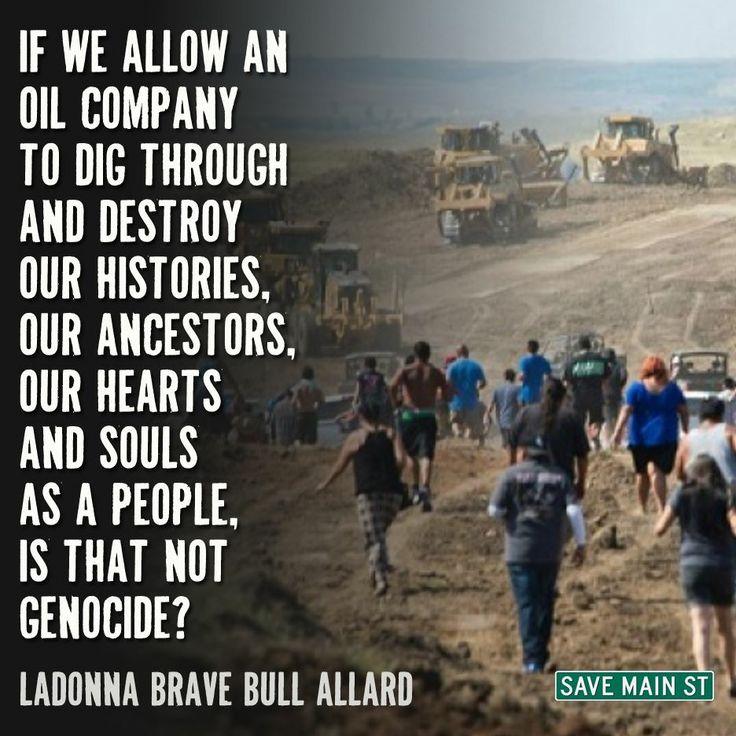 LaDonna Brave Bull Allard...