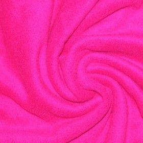 Polar Fleece Fluor Rosa