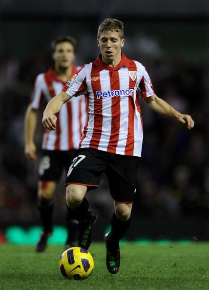 ~ Iker Muniain on Athletic Bilbao ~