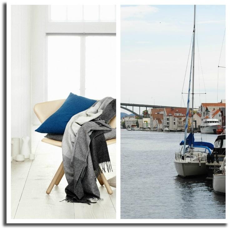 Elvang, dansk alpakkapledd