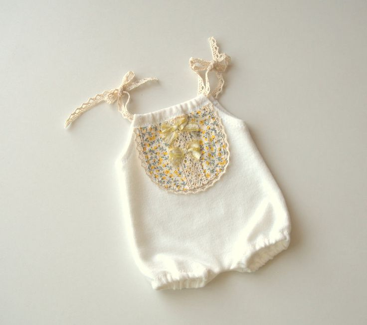Fotografía recién nacidos Prop crema y amarillo flores corto