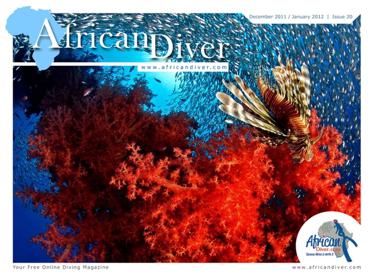Issue 20: Download for free. http://africandiver.com/index.php/magazine/download-issues