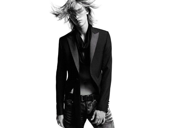 Dior Homme 2003 by Hedi Slimane