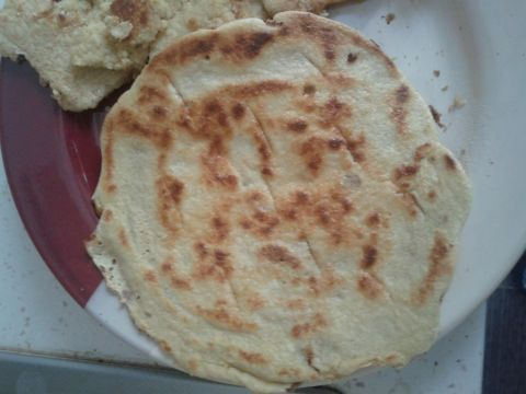 Clatite cu crema de branza si somon | Dieta Dukan