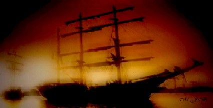 On December 4, 1972 Mary Celeste, also known as the Ghost Ship, was found without a single soul on board while she was still sailing. She was located off the coast of Portugal heading towards the Strait of Gibraltar.