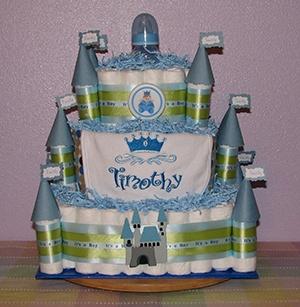 Prince Diaper Castle