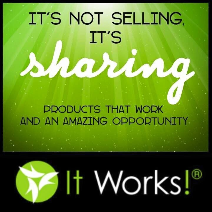 Join It Works Global as a distributor and start from under £100 / $100 today Dream Big & Give Me A Year To Change Your Life Full training and supporting given. #ItWorks