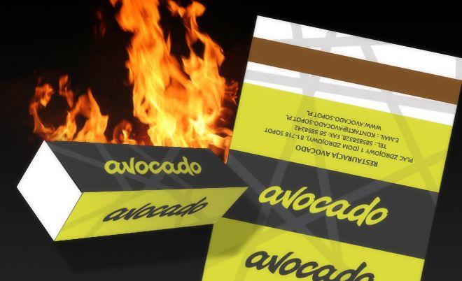 Avocado: Corporate identity - Jamel Interactive interactive agency Gdansk, Tricity