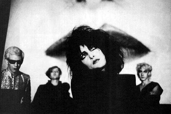 Siouxsie & The Banshees. <3 ALL THEIR music! ~=EE