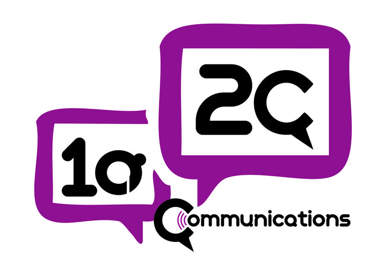 "Logo design for "" 1a2c communications"""