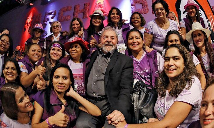 Estes 7 movimentos sociais apoiam o governo. E receberam estes repasses do BNDES e da Petrobras.