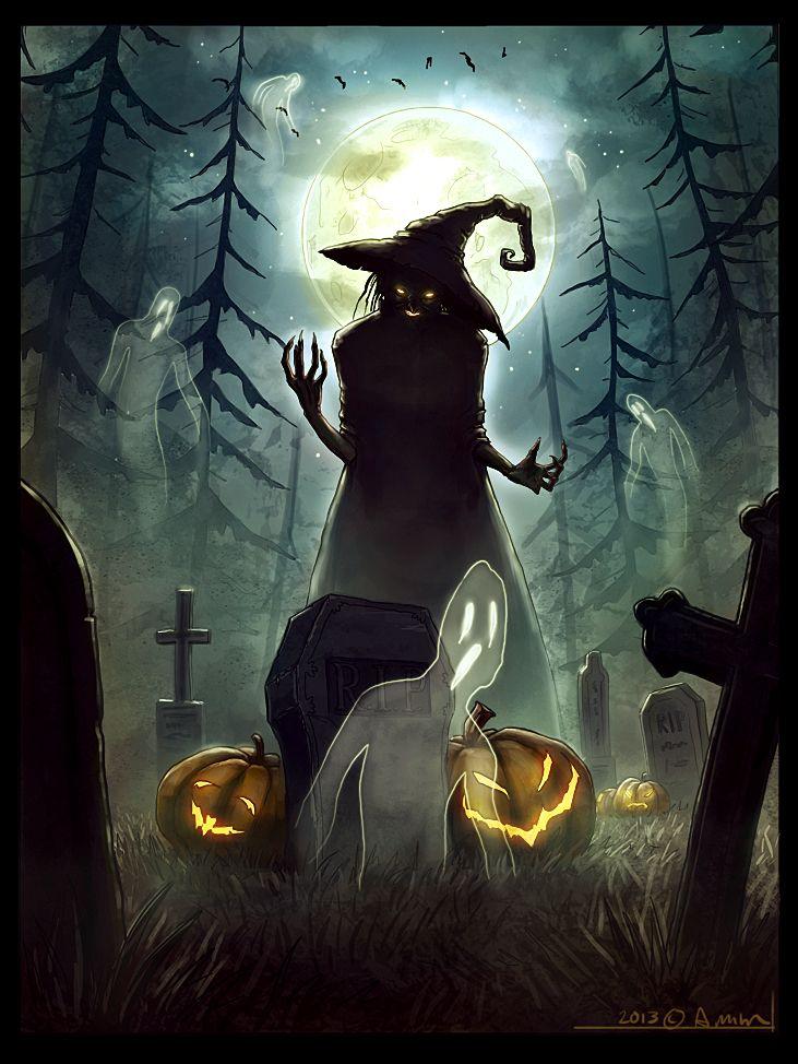 Halloween 2013 by AM-Markussen.deviantart.com on @deviantART