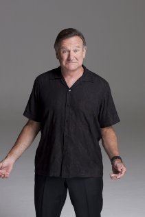 I have always wanted to crawl inside Robin William's mind to see how it works...he is pure genius.