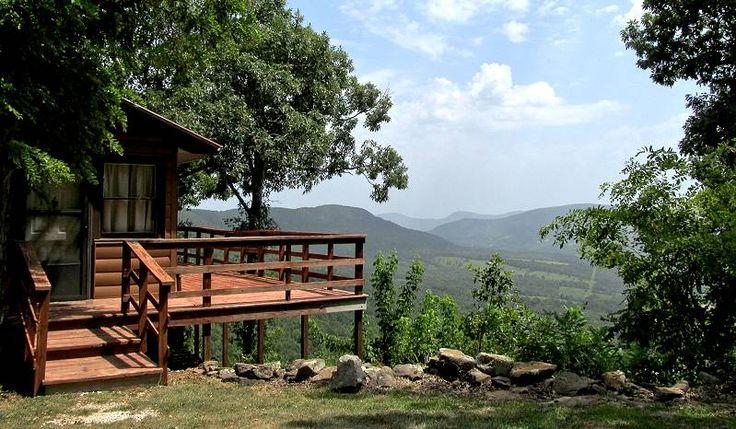 Cabin Near Arkansas Grand Canyon South Of Jasper Day