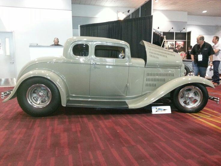 Classic Car Show Texas Motor Speedway