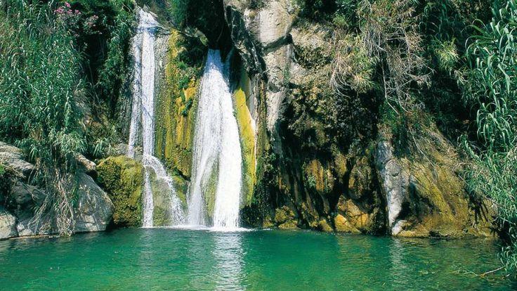 Výsledek obrázku pro sierra calderona lago