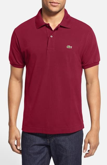 PololacosteclothCamisas Fit Regular Pique Polo L1212 Lacoste lF1KcTJ