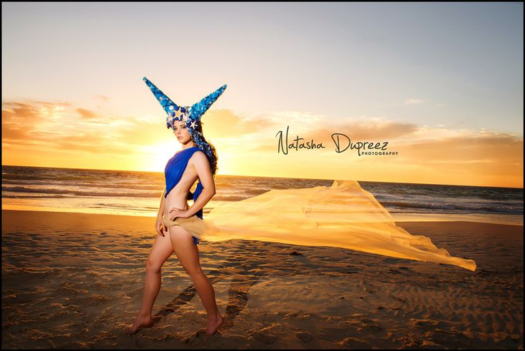 Beautiful Sea Nymph @ Natasha Dupreez Photography