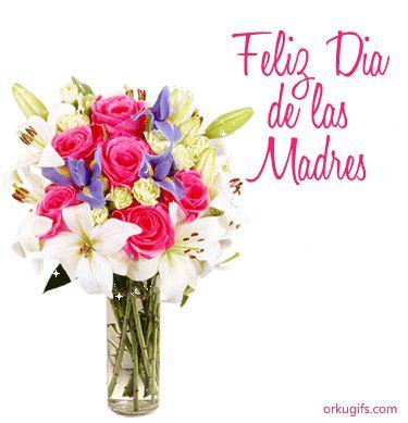 feliz dia de las madres | Dia de las Madres Imágenes, Gifs, Comentarios, Citas y Scraps para ...