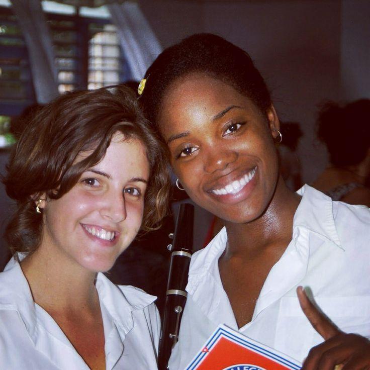 Cuban music students. Pine del Rio Cuba.