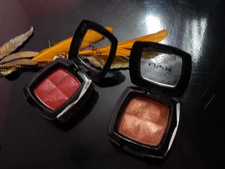 A new review on our blog karismaticduals.blogspot.in of these super pigmented eyeshadows