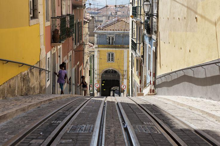Lisboa - Santa Catarina #Lisboa #SantaCatarina #Bica #RuaDaBica