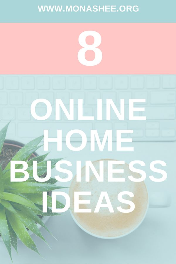 If you've ever thought about working from home, but don't know where to start, check out this video to find out 8 online home business ideas. https://monashee.org/online-business-home/