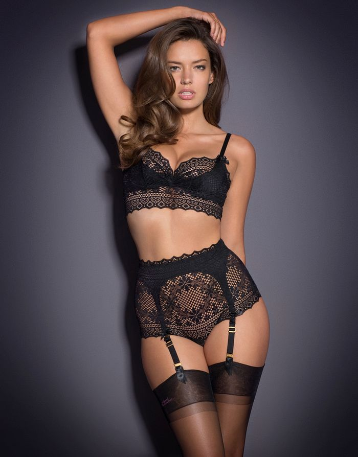 """Agent Provocateur   """"Stone"""" SS15 Collection"""