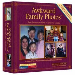 Awkward Family Photos Board Game  $18.41