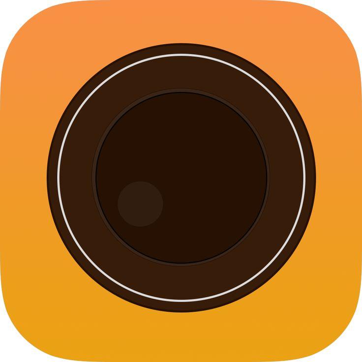 App Icon - #dailyui (005) Photosharing app icon
